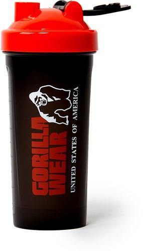 Shaker XXL - Black/Red-2