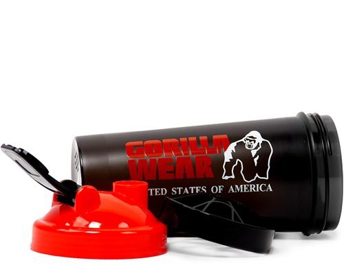 Shaker XXL - Black/Red-3