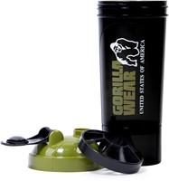 Shaker Compact - Black/Army Green-3
