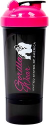 Shaker Compact - Black/Pink