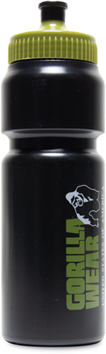 Classic Sports Bottle - Black/Army Green 750ML-2