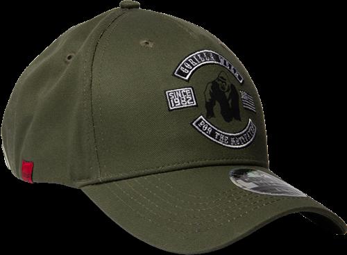Darlington Cap - Army Green-3