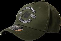 Darlington Cap - Army Green
