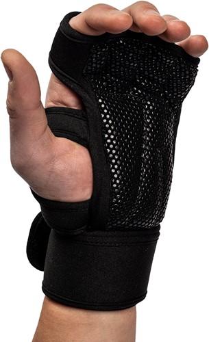 Yuma Krachtsport Handschoenen - Zwart