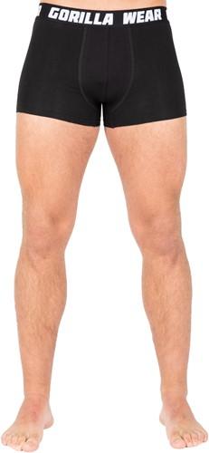 Gorilla Wear Boxershorts 3-pack - Black