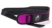 Women's Lifting Belt - Zwart/Paars -2