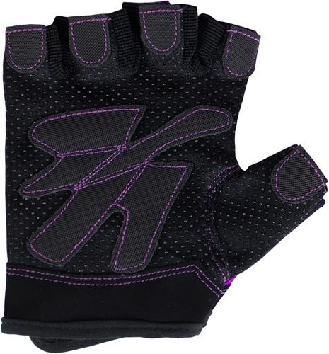 Women's Fitness Handschoenen - Zwart/Paars -2