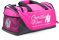 Santa Rosa Gym Bag - Pink/Black