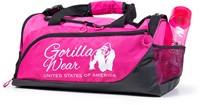 Santa Rosa Gym Bag - Pink/Black-3