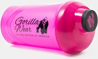 Gorilla Wear Wave Shaker 600ML - Roze