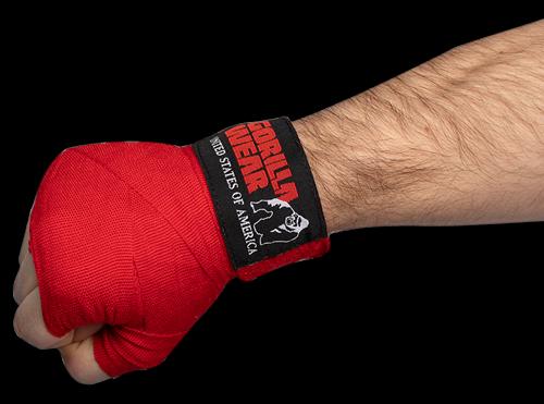 Boxing Bandage - Rood