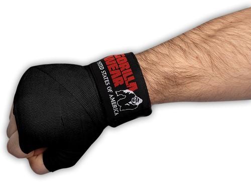 Boxing Bandage - Zwart