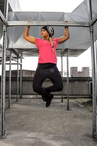 Celina Drop Crotch Joggers Sfeerbeelden