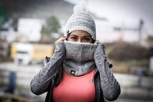 bellevue neck warmer / winter hat