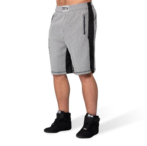 Augustine Old School Shorts - Grijs-L/XL