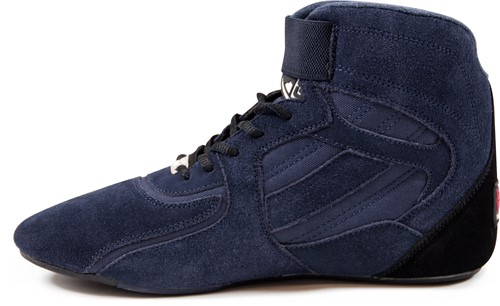 Chicago High Tops - Marineblauw Limited-3