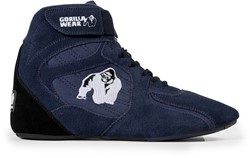 "Chicago High Tops - Navy ""Limited"""