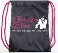 Gorilla Wear Koordtas - Zwart/Roze