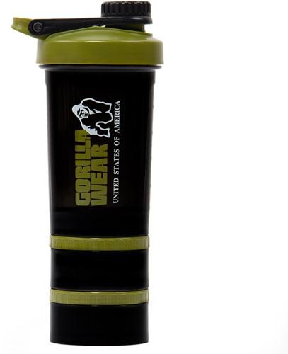 Shaker 2 GO - Zwart/Legergroen
