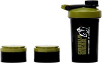 Shaker 2 GO - Zwart/Legergroen-3