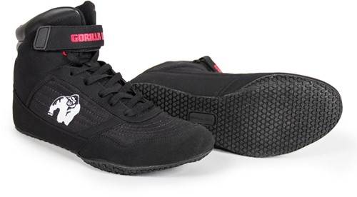 Gorilla Wear High Tops - Zwart-2