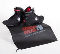 Gorilla Wear High Tops - Zwart-3