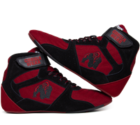 Perry High Tops Pro - Rood/Zwart -2