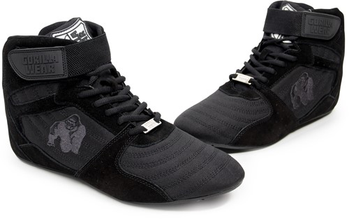 Perry High Tops Pro - Zwart/Zwart -2