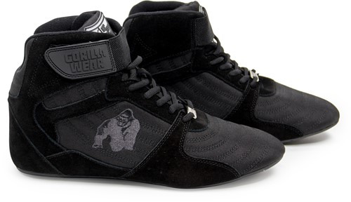 Perry High Tops Pro - Zwart/Zwart -3