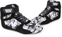 Perry High Tops Pro - Zwart/Grijs Camo -3