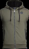 Sleeveless hoodies
